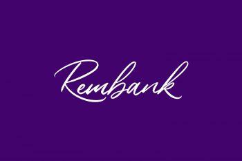 Rembank Free Font
