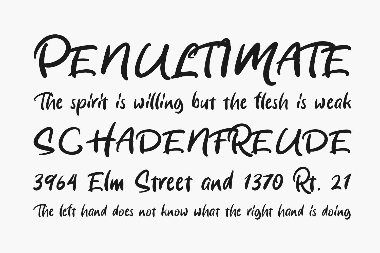 Stacylia Free Font