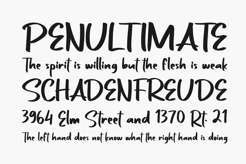 Zaitun Free Font