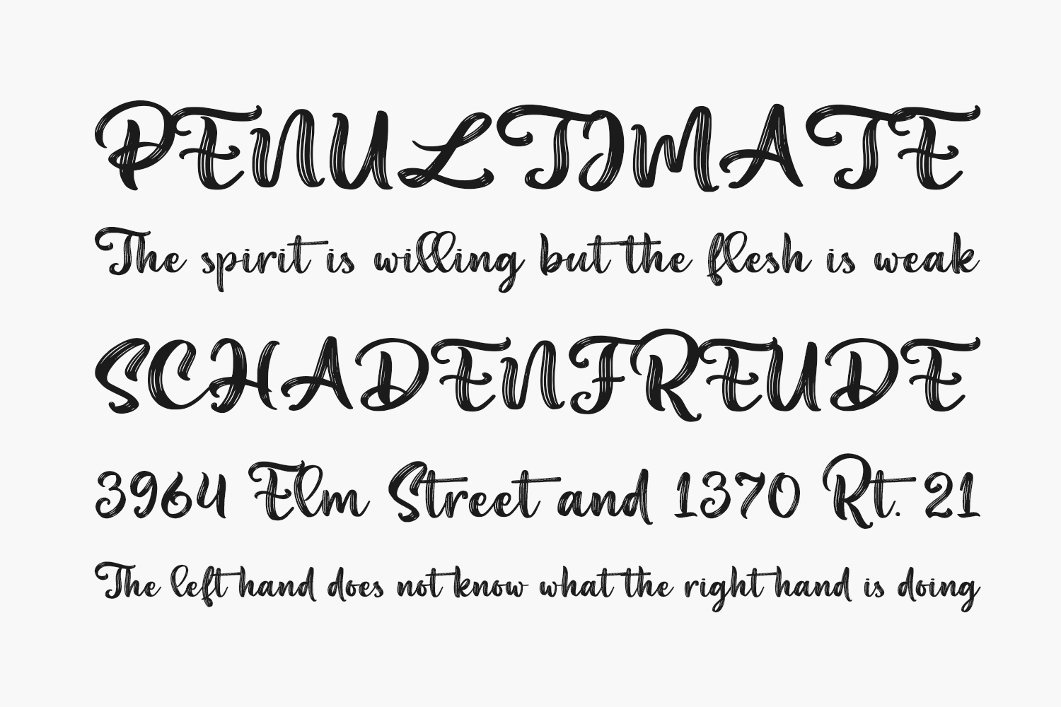 Aesthetic Violet Free Font