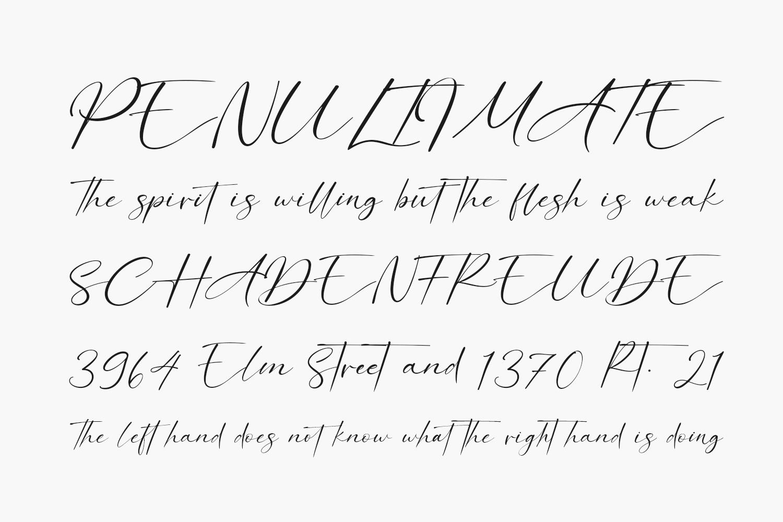 Alexandria Free Font