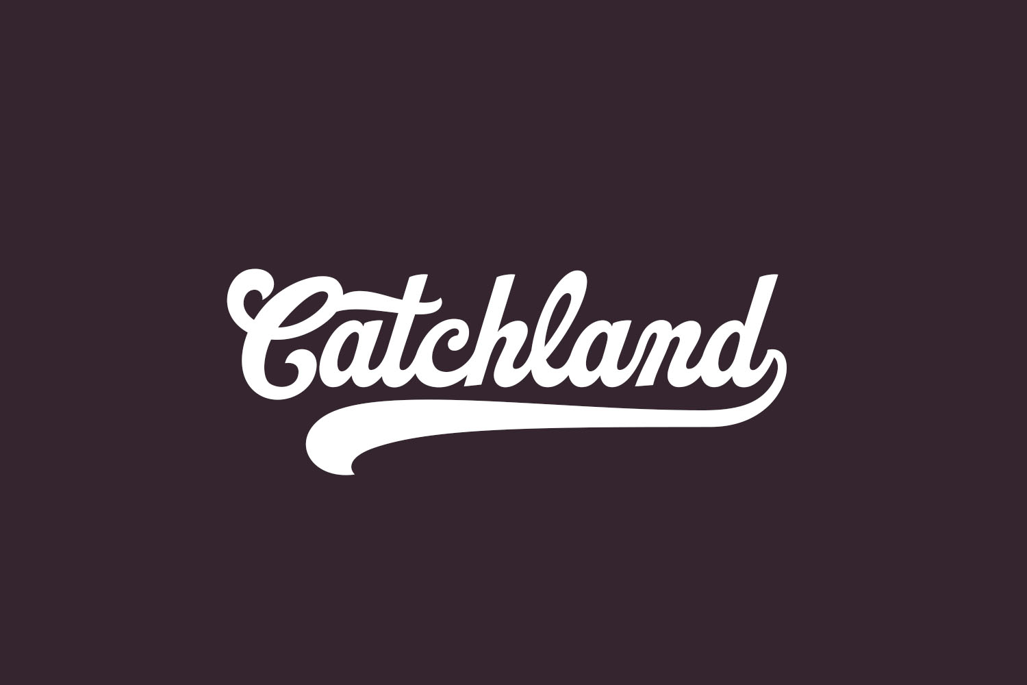 Catchland Free Font