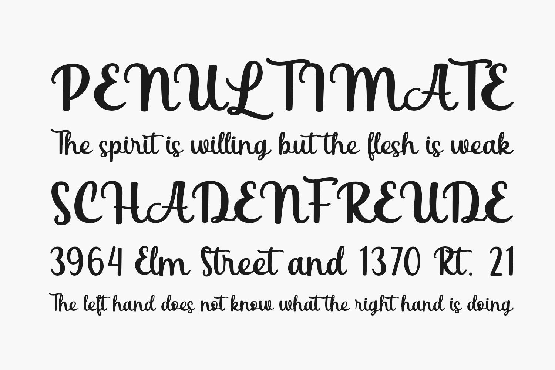 Christmas Halcyon Free Font