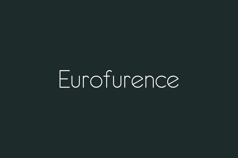 Eurofurence Free Font