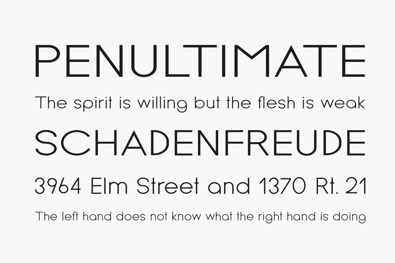 Lumin Free Font