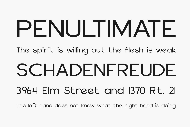 Stout Deco Free Font