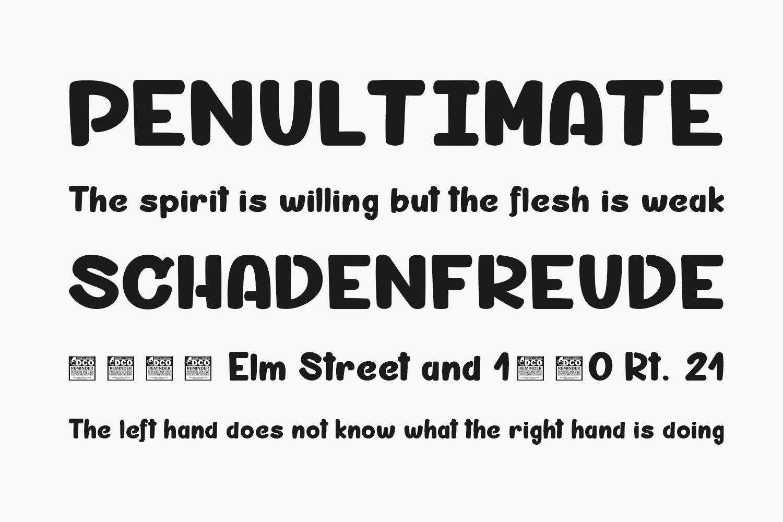 Uniflex Free Font