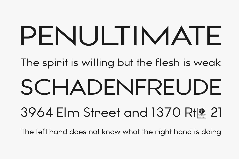 Watchword Free Font
