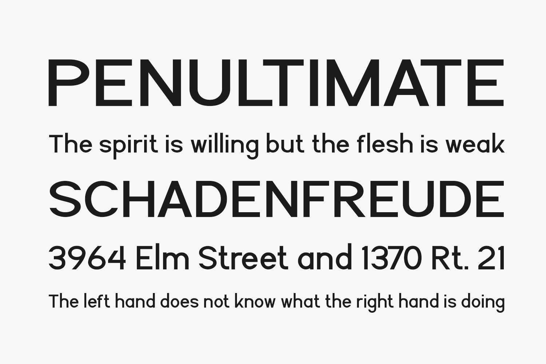 Flaunters Free Font