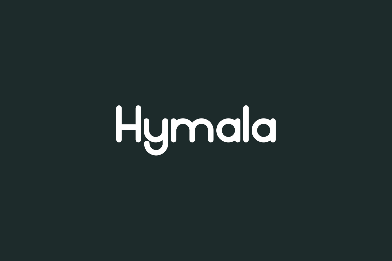 Hymala Free Font