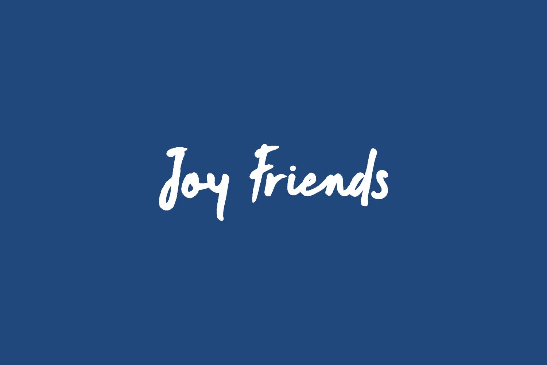 Joy Friends Free Font