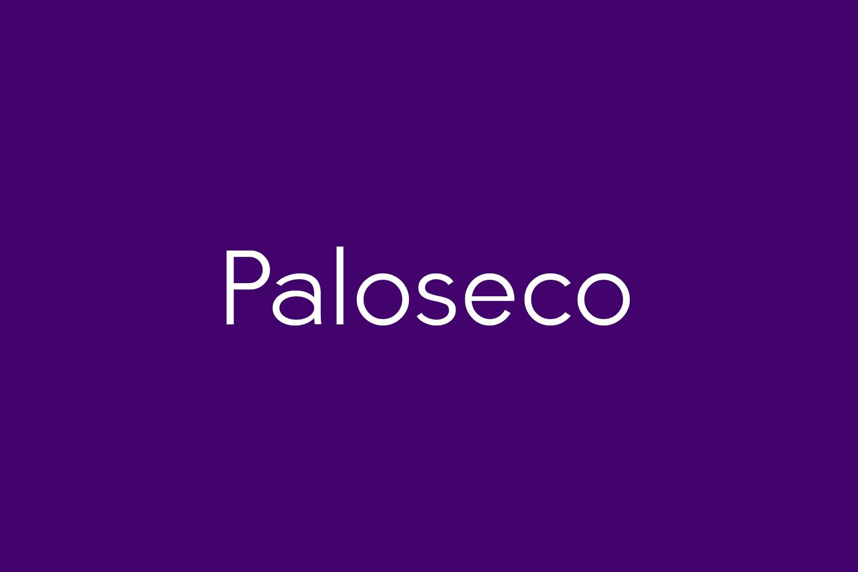 Paloseco Free Font