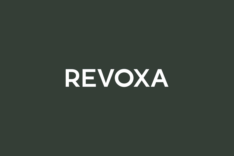 Revoxa Free Font