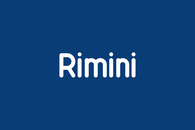 Rimini Free Font