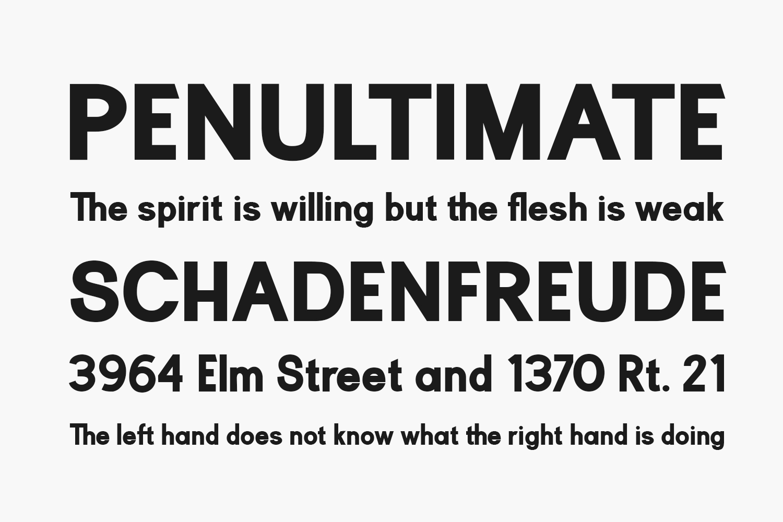 Rubric Free Font