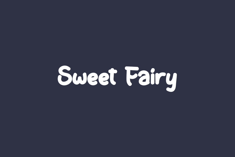 Sweet Fairy Free Font