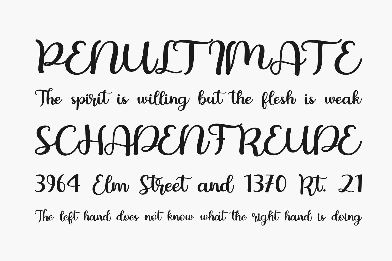 Valentday Free Font