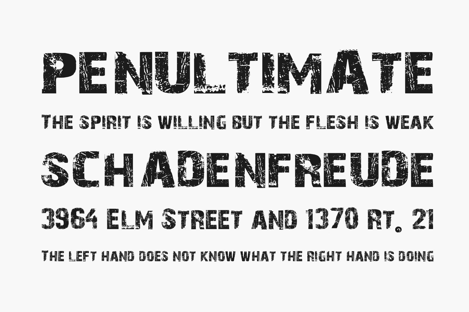 28 Days Later Free Font