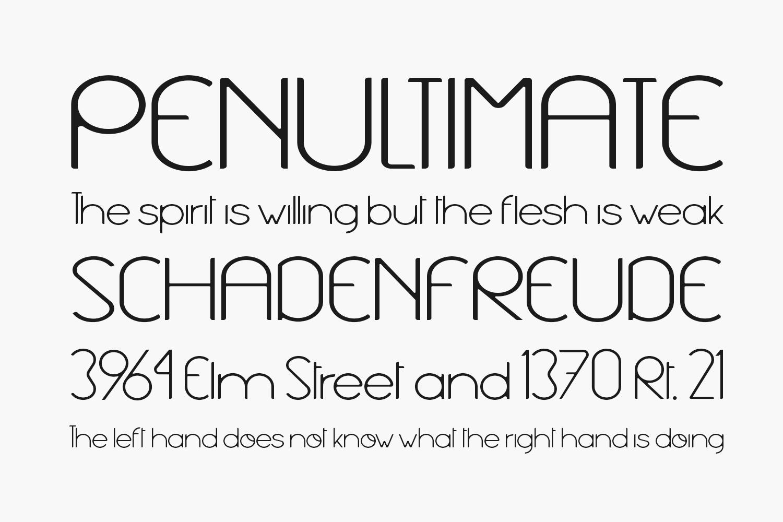 Aghila Free Font