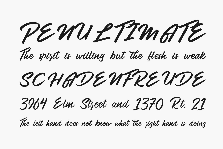 Anderik Free Font