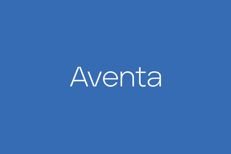 Aventa Free Font