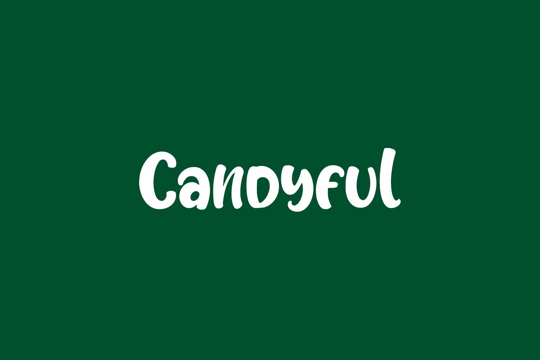 Candyful Free Font