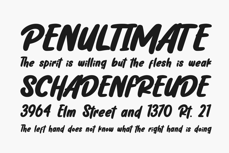 Chicharito Free Font