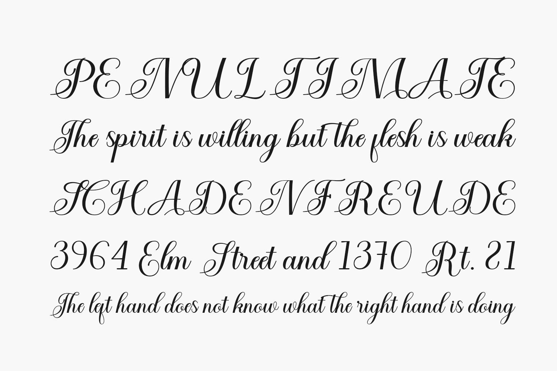 Cuttauri Free Font