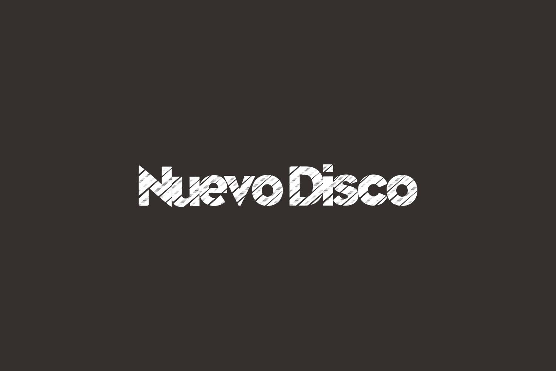 Nuevo Disco Free Font