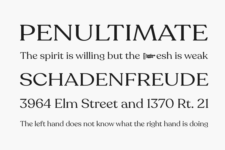 Recoleta Free Font