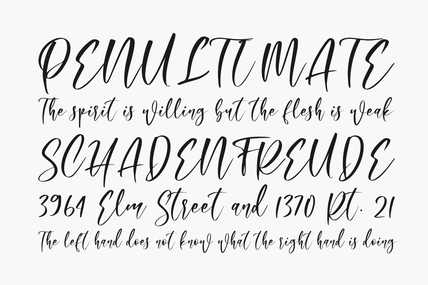 Ridiculous Free Font