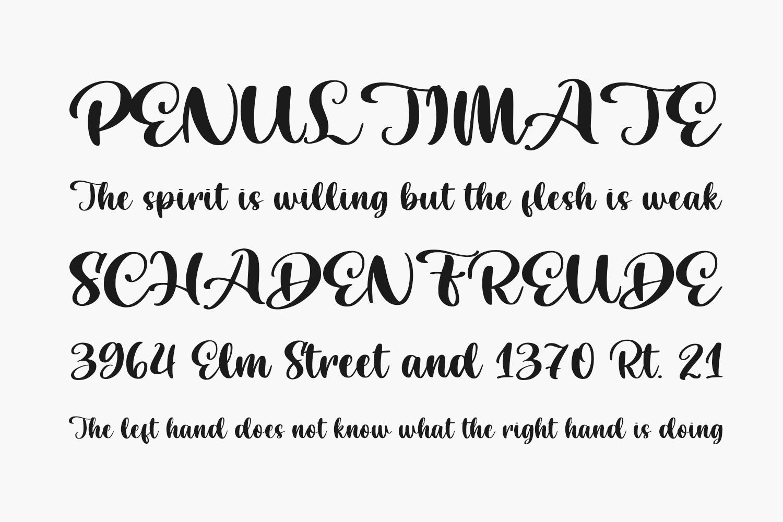 Risalah Cinta Free Font