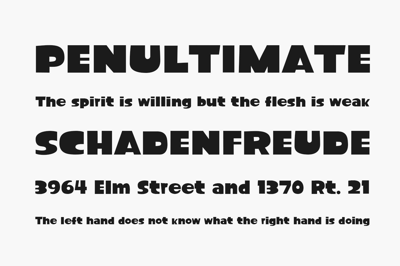 Semlor Free Font