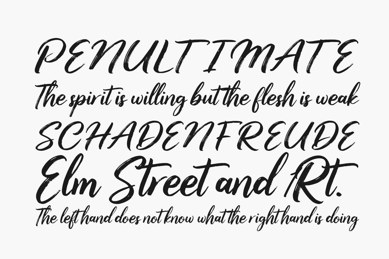 Stellani Free Font