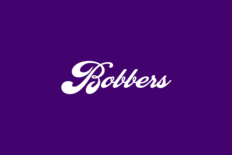 Bobbers Free Font