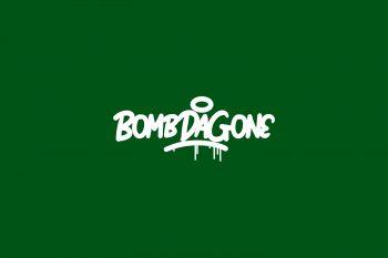 Bomb Da Gone Free Font