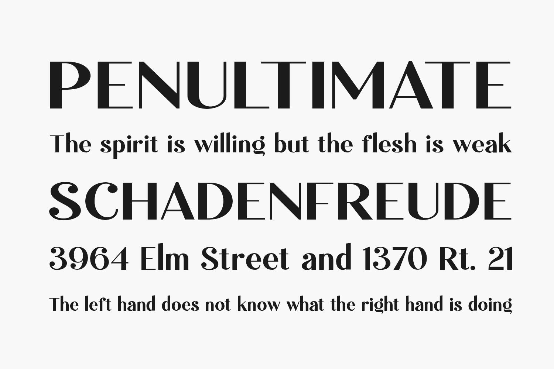 Burgundy Free Font