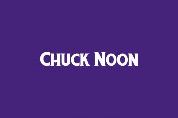 Chuck Noon Free Font