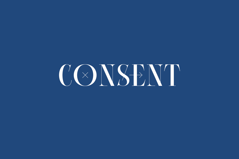 Consent Free Font