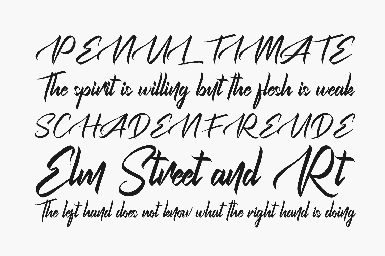 Fracktion Free Font