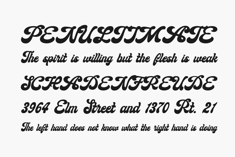 Ginchiest Free Font