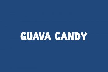 Guava Candy Free Font