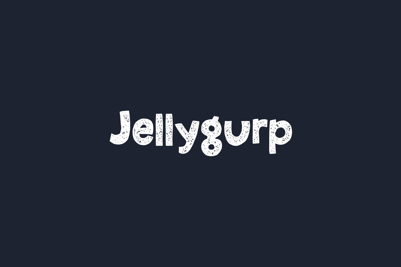 Jellygurp Free Font