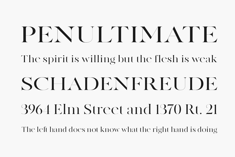 Canvas Free Font
