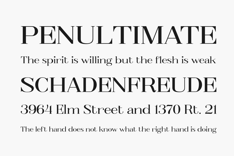 Metafiz Free Font
