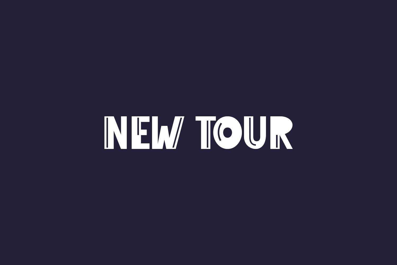 New Tour Free Font