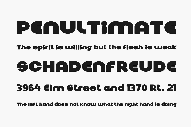 Nickel Bumpy Free Font
