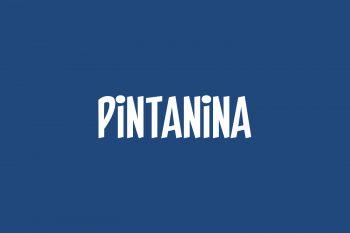 Pintanina Free Font