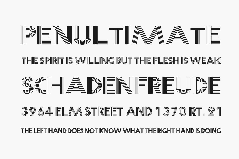 Prisma Free Font