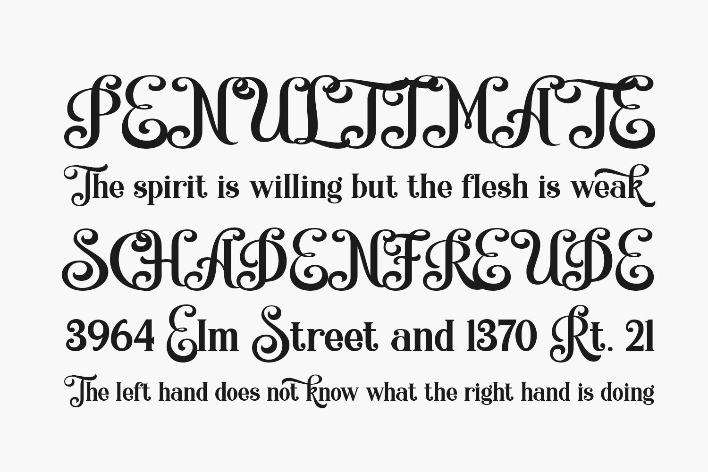 Quiska Free Font